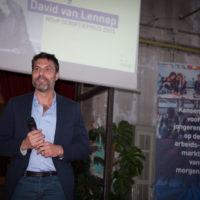 Carsten de Dreu - juryvoorzitter