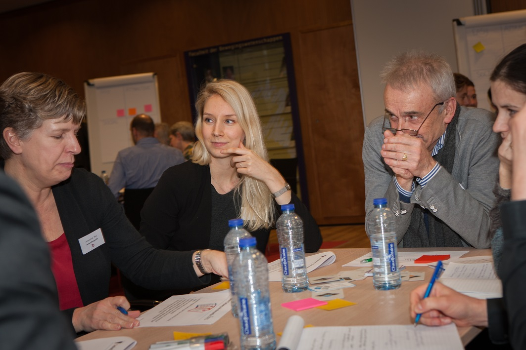 Foto's Werkconferentie Online