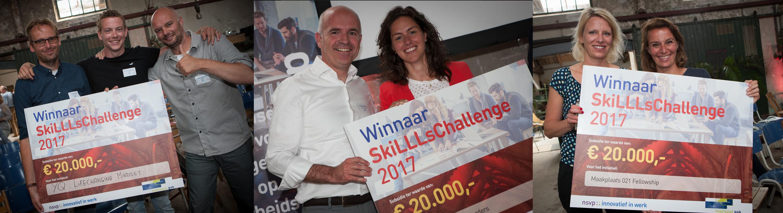 Winnaars SkiLLLsChallenge bekend!