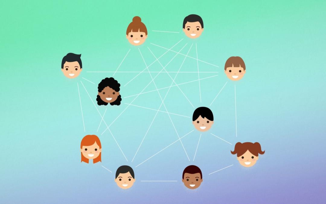 Netwerken is net werken geworden…